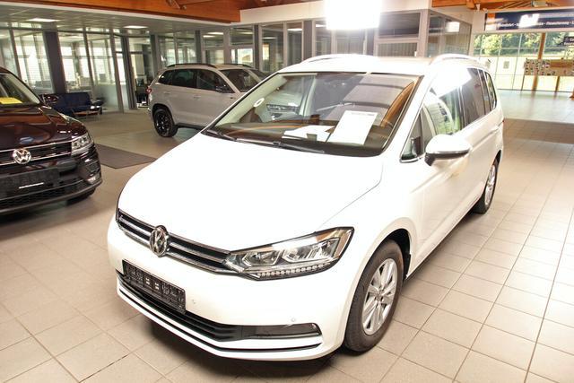 Volkswagen Touran - 1.5 TSI DSG Comfortline, AHK, easyOpen, Kamera, ACC, DAB