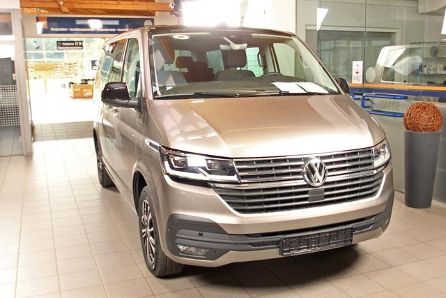 Volkswagen Multivan 6.1 - T6.1 2.0 TDI DSG Edition, AHK, Kamera, Side Assist, 5-Türer