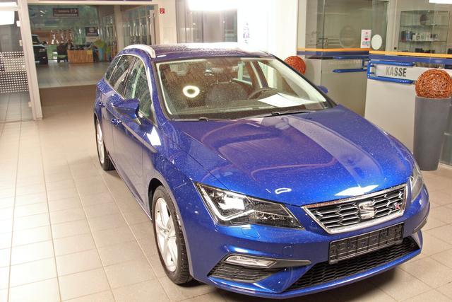 Seat Leon Sportstourer ST - 1.5 TSI DSG FR, LED, Navi, BeatsAudio, 5 Jahre Garantie Vorlauffahrzeug