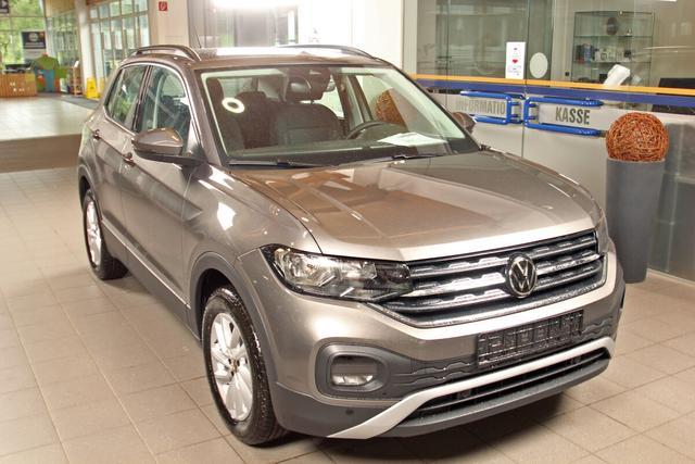 Volkswagen T-Cross - 1.0 TSI DSG Life, DAB, Winterpaket, Parkpilot, 16-Zoll, sofort