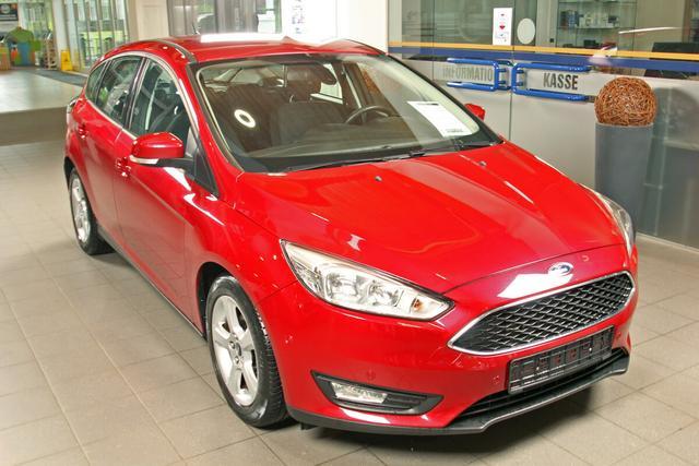 Gebrauchtfahrzeug Ford Focus - 1.0 EcoBoost Trend, Navi, Winterpaket, Tempomat