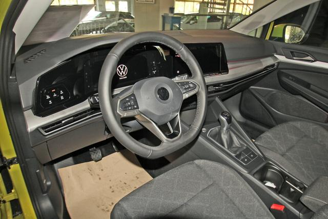 Volkswagen Golf VIII 1.5 TSI Life First Edition, Navi Pro, LED-Plus, DAB, ACC