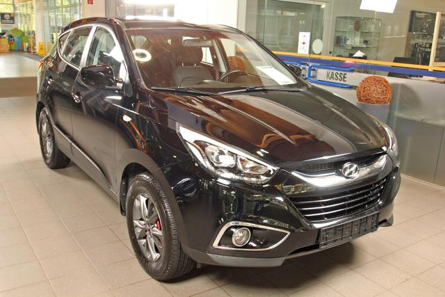 Gebrauchtfahrzeug Hyundai ix35 - 1.6, AHK, Sitzheizung, Tempomat, Bluetooth