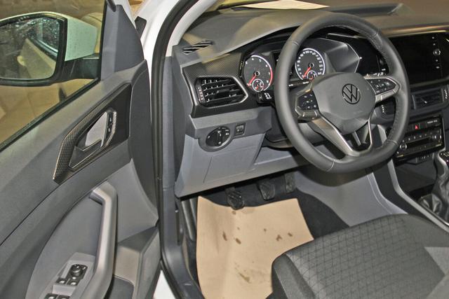 Volkswagen T-Cross 1.0 TSI Life, Kamera, App Connect, Sitzheizung