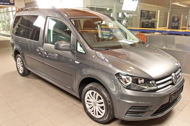 Volkswagen Caddy Maxi - 2.0 TDI Trendline, Kamera, Navi, Sitzheizung, 7-Sitze Vorlauffahrzeug