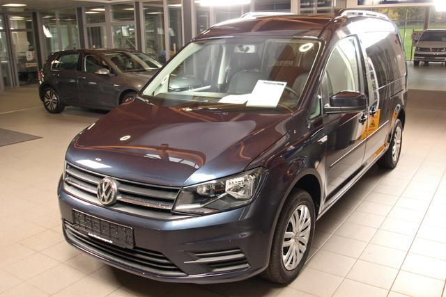 Volkswagen Caddy Maxi - 2.0 TDI Trendline, Kamera, Navi, Sitzheizung, 7-Sitze,Dachreling Vorlauffahrzeug