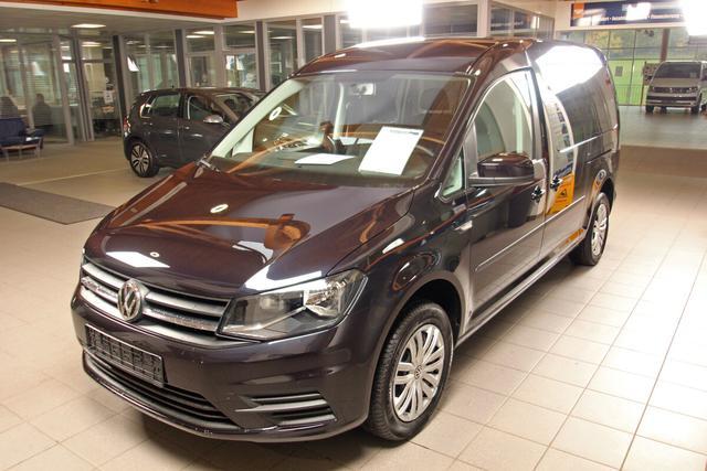 Volkswagen Caddy Maxi - 2.0 TDI Trendline, Kamera, Navi, DAB, Sitzheizung, 7-Sitzer Vorlauffahrzeug
