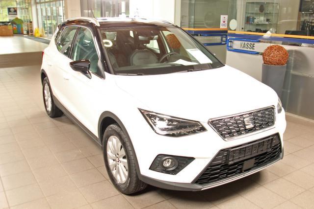Gebrauchtfahrzeug Seat Arona - 1.0 TSI Xcellence, LED, BeatsAudio, Winterpaket, 5 Jahre Garantie