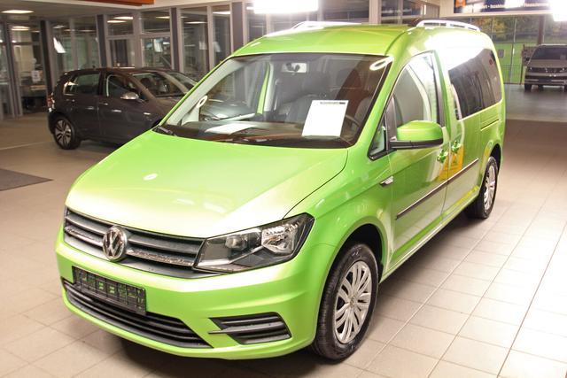 Volkswagen Caddy Maxi - 1.4 TSI DSG Trendline, 7-Sitzer, Navi, Sitzheizung, Einparkhilfe Vorlauffahrzeug