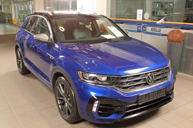 Volkswagen T-Roc - R 2.0 TSI DSG 4-Motion, Pano, Kamera, 19-Zoll, Keyless, Navi, sofort