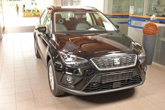 Gebrauchtfahrzeug Seat Arona - 1.0 TSI Style, LED, Bluetooth, FullLink, Winterpaket, 16-Zoll