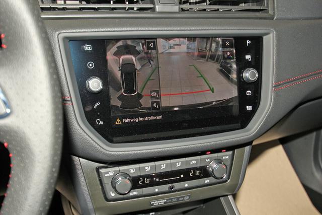 Seat Arona 1.0 EcoTSI DSG FR, Kamera, Navi, LED, Parklenk, ACC