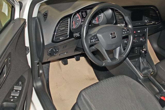 Gebrauchtfahrzeug Seat Leon - 1.2 TSI Style, Winterpaket, Sitzheizung, Klima, Einparkhilfe