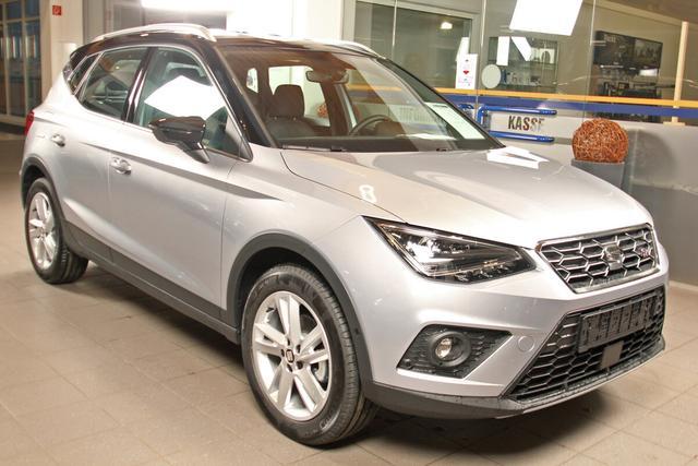 Lagerfahrzeug Seat Arona - 1.0 EcoTSI DSG FR, Navi, Kamera, LED, Parklenk, Sitzheizung