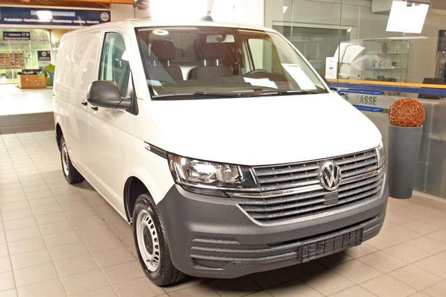 Volkswagen Transporter 6.1 Kastenwagen - T6.1 2.0 TDI Kasten, Einparkhilfe, Bluetooth, Tempomat