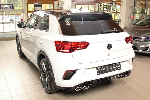 Volkswagen T-Roc R 2.0 TSI DSG 4-Motion, Kamera, 19-Zoll, Keyless, Navi, sofort