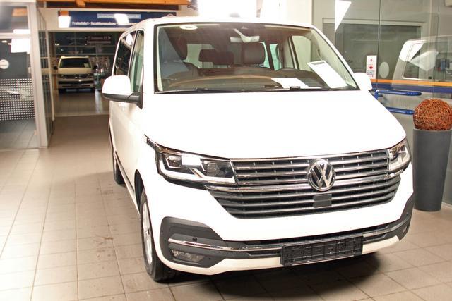 Volkswagen Multivan 6.1 - T6.1 2.0 TDI DSG Cruise, LED, Navi, 2x Schiebetür, ACC, 7-Sitzer