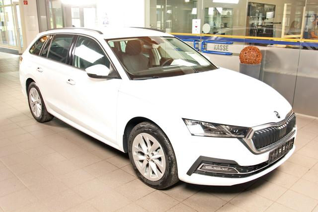 Skoda Octavia Combi - IV 1.5 TSI Style, Matrix, Columbus, virtual