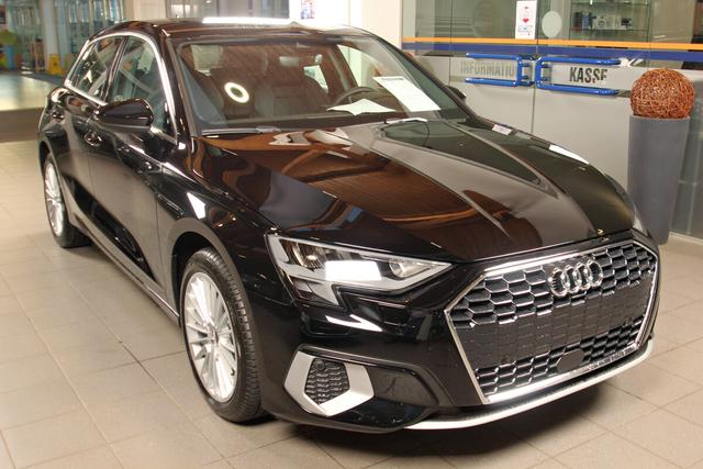Lagerfahrzeug Audi A3 Sportback - 35 TFSI Advanced, neues Modell, ACC, DAB, Soundsystem