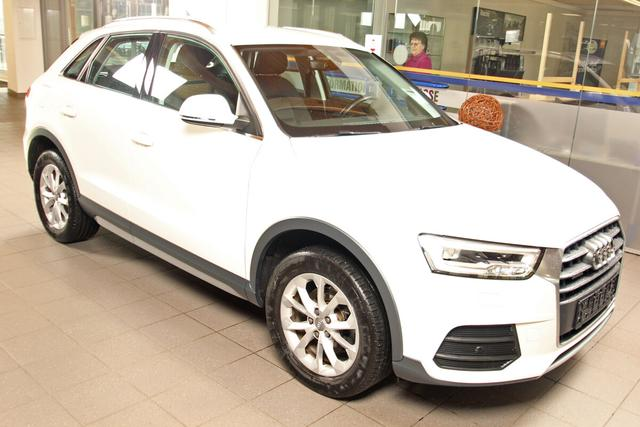 Gebrauchtfahrzeug Audi Q3 - 2.0 TDI quattro, LED, Sitzheizung, Bluetooth, Tempomat