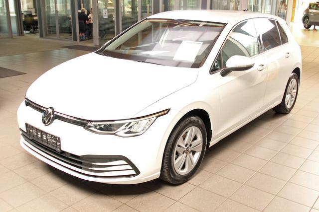 Volkswagen Golf - VIII 1.5 TSI Life, Kamera, Navi Pro, ActiveInfo, LED, sofort Vorlauffahrzeug