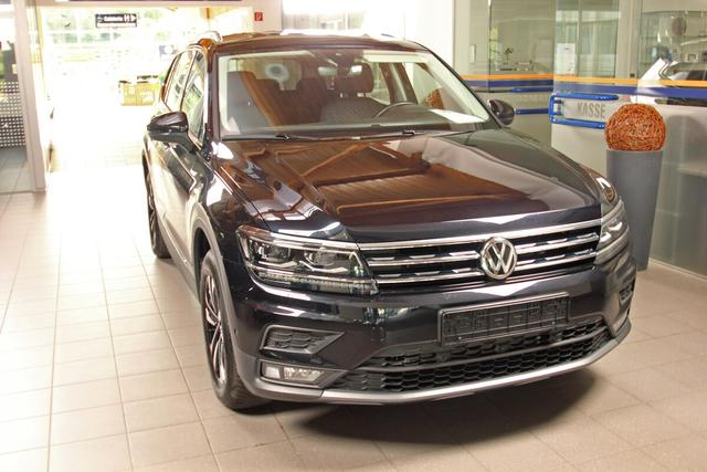 Volkswagen Tiguan - Allspace 1.5 TSI IQ.DRIVE, 7-Sitzer, HeadUp, AreaView, DAB, Navi