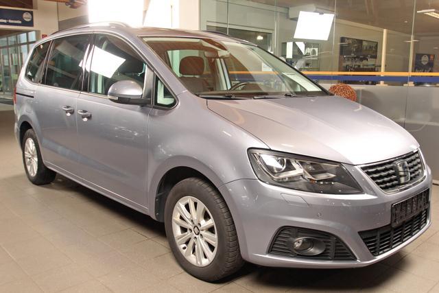 Gebrauchtfahrzeug Seat Alhambra - 1.4 TSI Style, 7-Sitzer, Xenon, Navi, AHK, Winterpaket