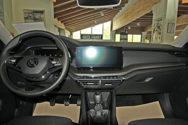 Skoda Octavia Combi IV 1.5 TSI Ambition, Columbus, LED, DAB, Sitzheizung