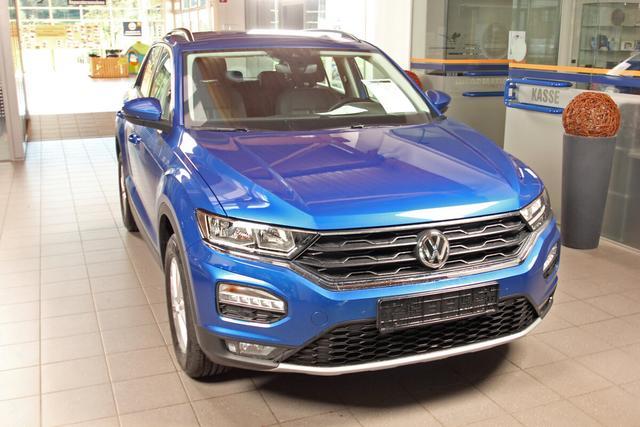 Volkswagen T-Roc - 1.0 TSI Style, AHK, Navi, ACC, Winterpaket Lagerfahrzeug