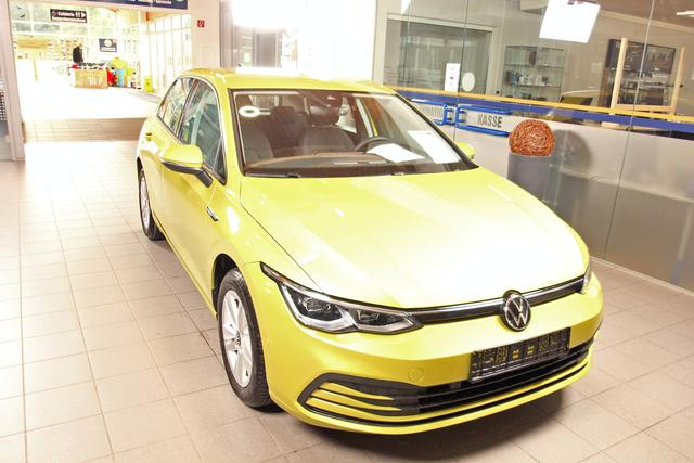 Volkswagen Golf - VIII 1.5 TSI Life First Edition, Navi Pro, LED-Plus, DAB, ACC Vorlauffahrzeug