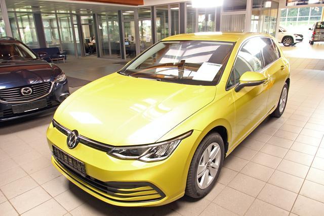Volkswagen Golf - VIII 1.5 TSI Life, Kamera, Navi Pro, ActiveInfo, LED Vorlauffahrzeug