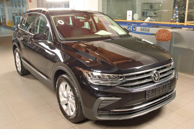 Volkswagen Tiguan - 1.5 TSI Life, Facelift, AHK, Kamera, LED, easyOpen, ergoActive