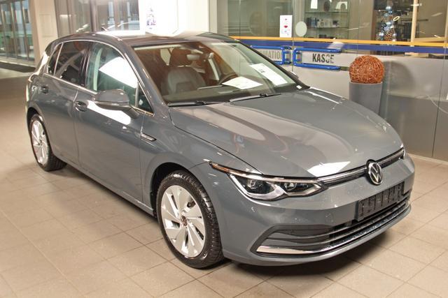 Volkswagen Golf - VIII 1.5 TSI Style, Kamera, Navi, LED-Plus, ACC, DAB, ergoActive Vorlauffahrzeug