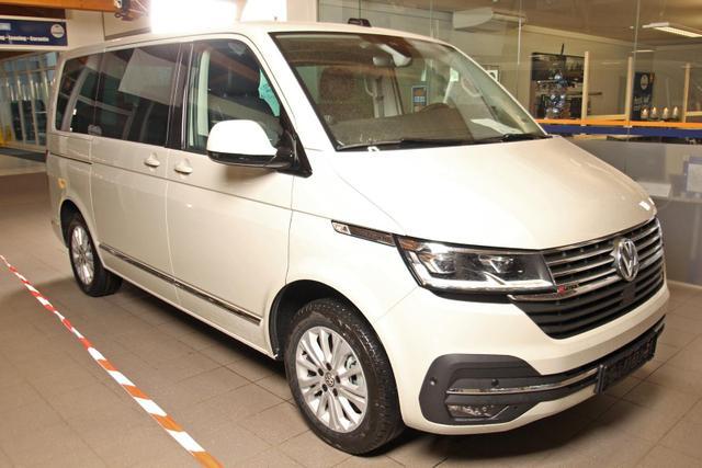 Volkswagen Multivan 6.1 - T6.1 2.0 TDI DSG 4-Motion, Highline, AHK, Assistenz, Kamera