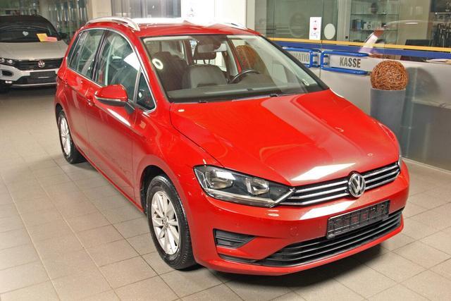 Volkswagen Golf Sportsvan - 1.2 TSI BMT Comfortline, ergoActive, Einparkhilfe Gebraucht, Jung & Jahreswagen