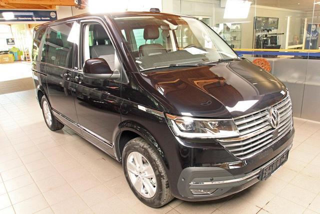 Volkswagen Multivan 6.1 - T6.1 2.0 TDI DSG Cruise, 5-Türer, AHK, 7-Sitzer, Kamera, ACC