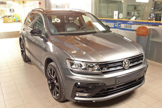 Volkswagen Tiguan - 2.0 TDI DSG 4-Motion R-LINE Black, 20 Zoll, AHK, DCC