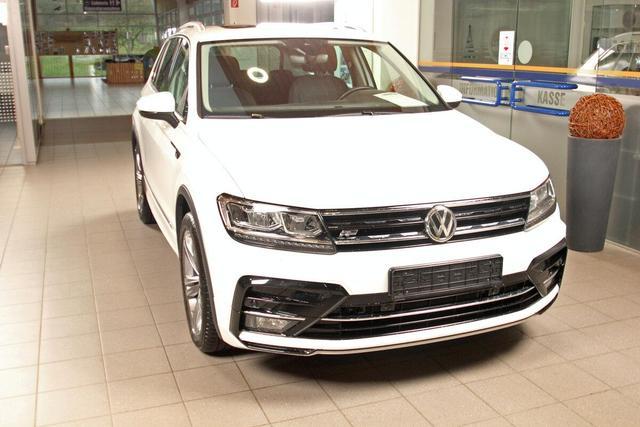 Volkswagen Tiguan - 2.0 TDI DSG 4-Motion R-LINE, Highline, AHK, Pano, Navi, ACC, DAB