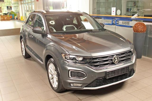 Volkswagen T-Roc - Sport 2.0 TDI DSG 4-Motion, AHK, Navi, Kamera, LED, DAB Gebrauchtfahrzeug