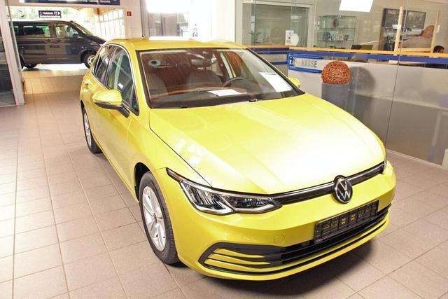 Volkswagen Golf - VIII 1.5 TSI Life, Kamera, Navi Pro, ActiveInfo, LED
