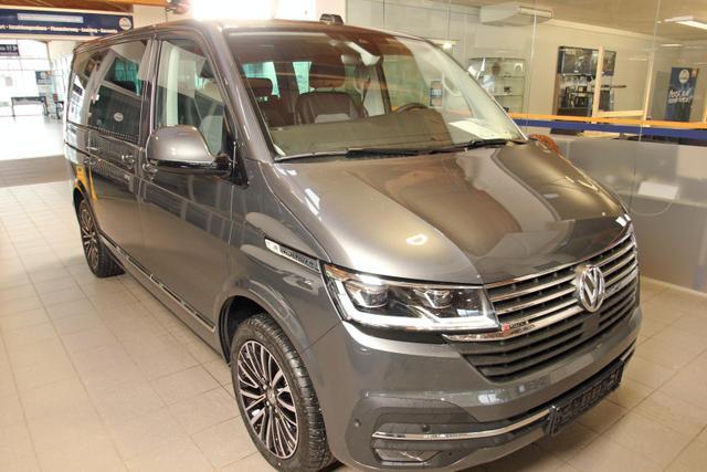 Volkswagen Multivan 6.1 - T6.1 2.0 TDI DSG 4-Motion, Highline, Standheizung, el. Sitze