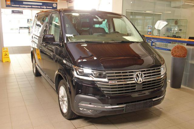 Volkswagen Multivan 6.1 - T6.1 2.0 TDI DSG 4-Motion, Highline, AHK, Assistenz, Standheizung