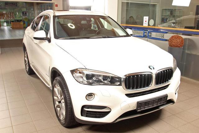 Gebrauchtfahrzeug BMW X6 - 30d xDrive, Navi Professional, Pano, Kamera, Memory, Head Up, 19 Zoll