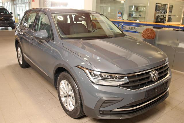 Volkswagen Tiguan - 1.5 TSI ACT, Facelift, Navi, LED, ACC, Winterpaket Lagerfahrzeug