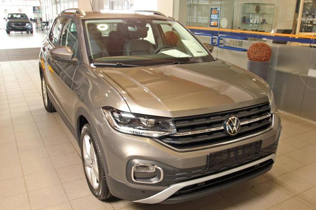 Volkswagen T-Cross - 1.0 TSI Style, Kamera, Winter, 4 Jahre Garantie