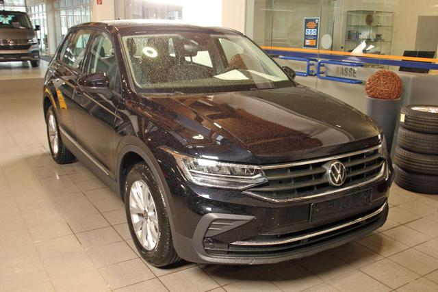 Volkswagen Tiguan - 1.5 TSI ACT, Facelift, AHK, Navi, LED, ACC, Winterpaket
