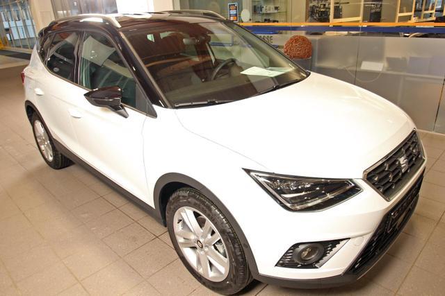 Lagerfahrzeug Seat Arona - 1.0 EcoTSI DSG FR, Navi, LED, Kamera, Parklenk, 5 Jahre Garantie