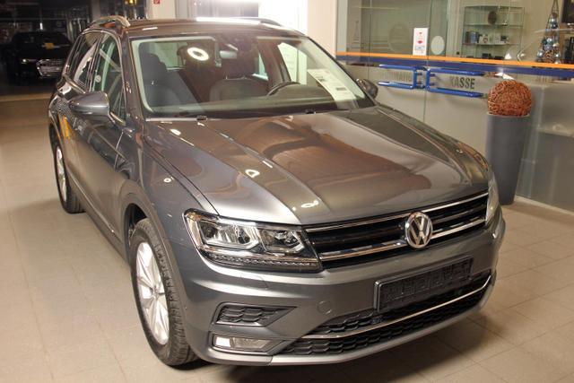 Volkswagen Tiguan - 2.0 TDI DSG 4-Motion Highline, AHK, Kamera, Navi
