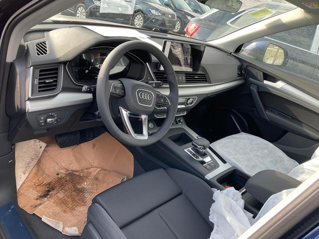 Lagerfahrzeug Audi Q5 - Intense 40 TDI quattro S-Tronic, AHK, Kamera, Tour, Parkassist