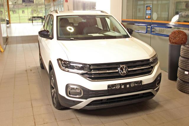 Volkswagen T-Cross - 1.0 TSI DSG Style, Navi, Kamera, ACC, Winterpaket